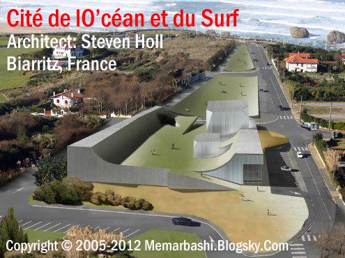 Cité de l'Océan et du Surf